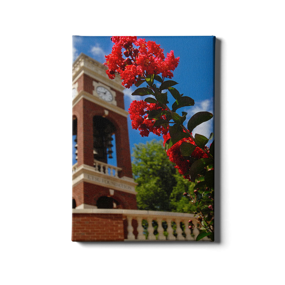 ETSU - Carillon Bloom - College Wall Art#Canvas