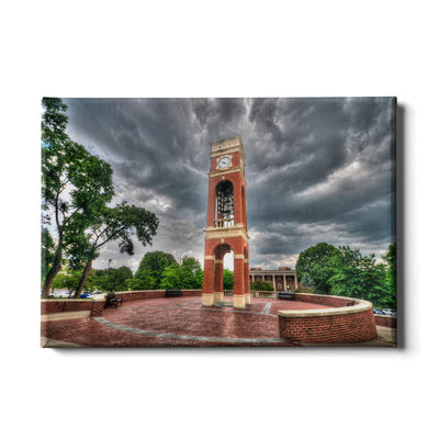 ETSU - Carillon Storm - College Wall Art#Canvas
