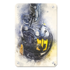 ETSU - Battle Ready - College Wall Art#Metal
