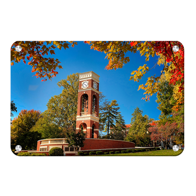 ETSU - Autumn Alumni Plaza - College Wall Art#Metal