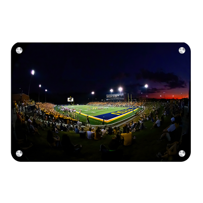 ETSU - Lawn Chair View - College Wall Art#Metal