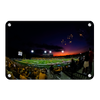 ETSU - Sunset Touchdown - College Wall Art#Metal