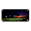 ETSU - Sunset Touchdown Panoramic - College Wall Art#Metal
