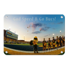 ETSU - Bucs End Zone - College Wall Art#Metal