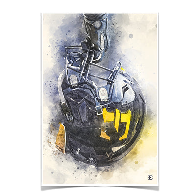 ETSU - Battle Ready - College Wall Art#Poster