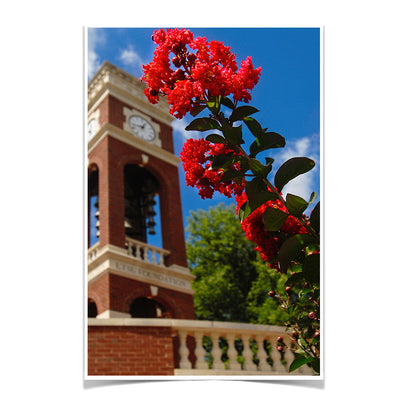 ETSU - Carillon Bloom - College Wall Art#Poster