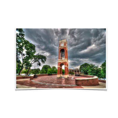 ETSU - Carillon Storm - College Wall Art#Poster