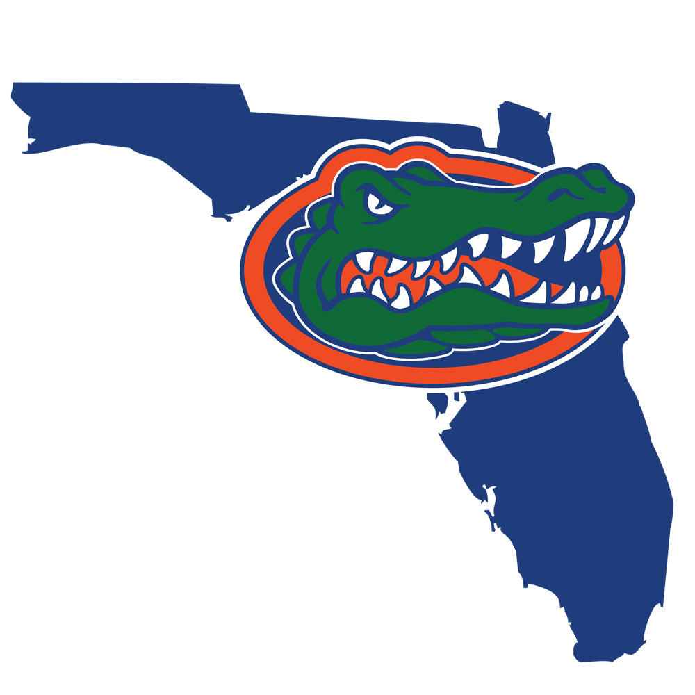 Florida Gators - 1 layer #Dimensional