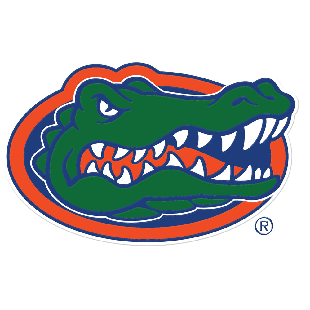 Florida Gators - Gator Logo 1 layer #Dimensional