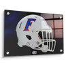 Florida Gators - Florida Helmet - College Wall Art #Acrylic