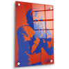 Florida Gators - Gator Pass - College Wall Art #Acrylic