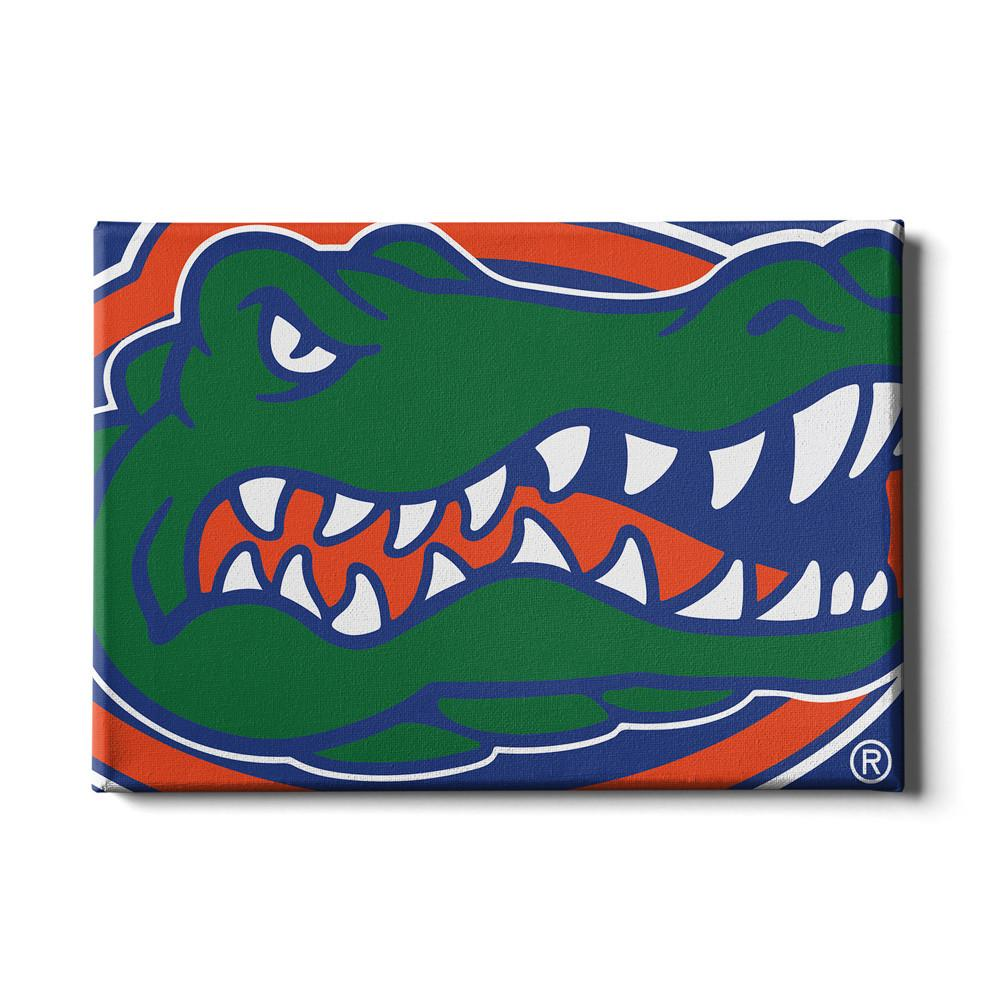 Florida Gators - Gator #Canvas