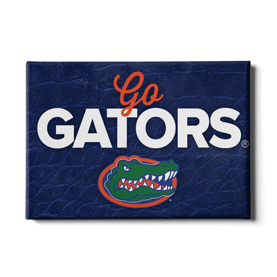 Florida Gators - Go Gators - College Wall Art #Canvas