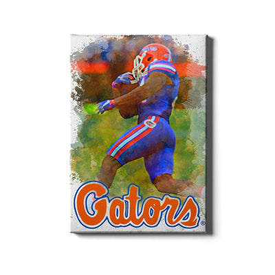 Florida Gators - Gator Run - College Wall Art #Canvas