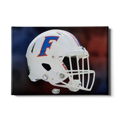Florida Gators - Florida Helmet - College Wall Art #Canvas