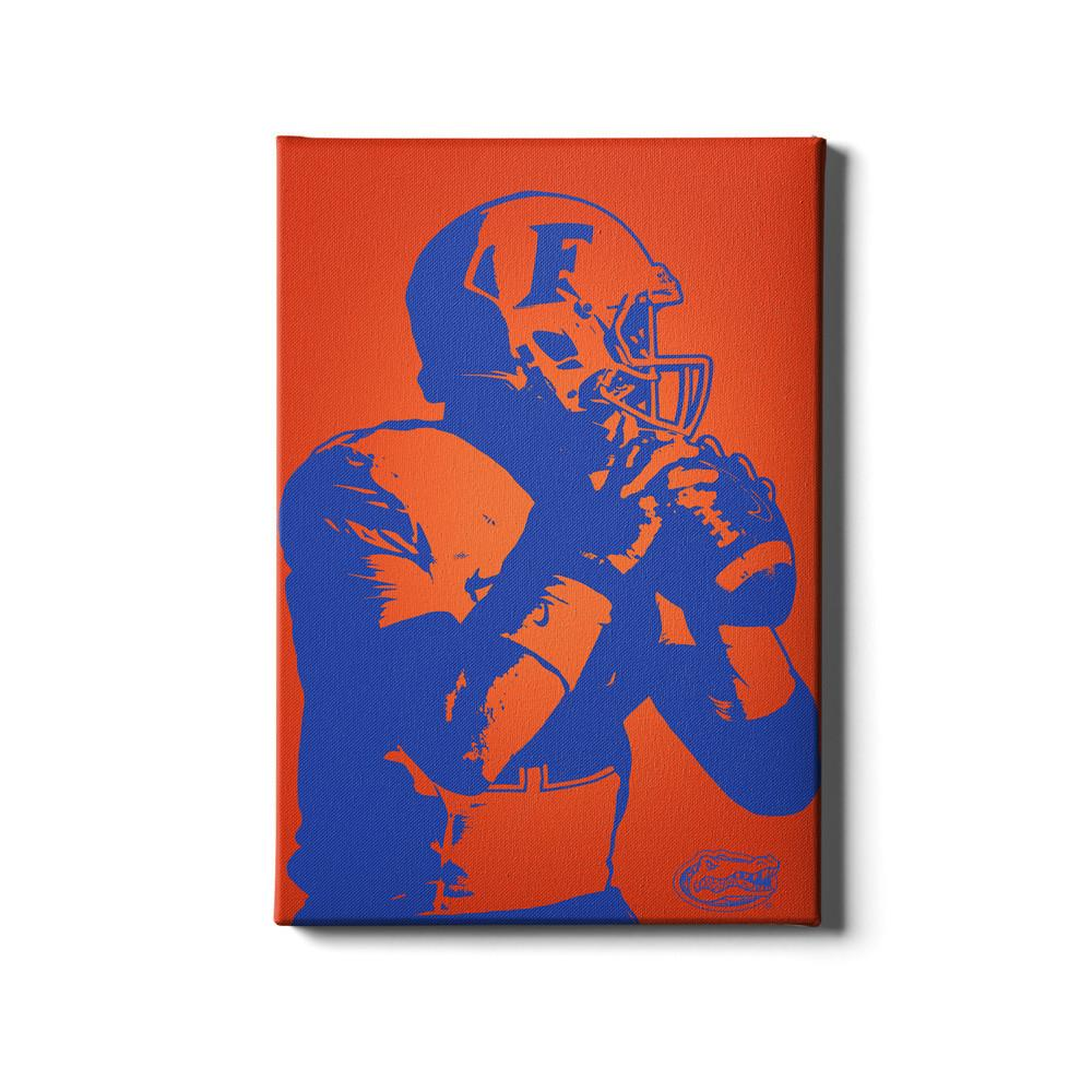 Florida Gators - Gator Pass - College Wall Art #Canvas