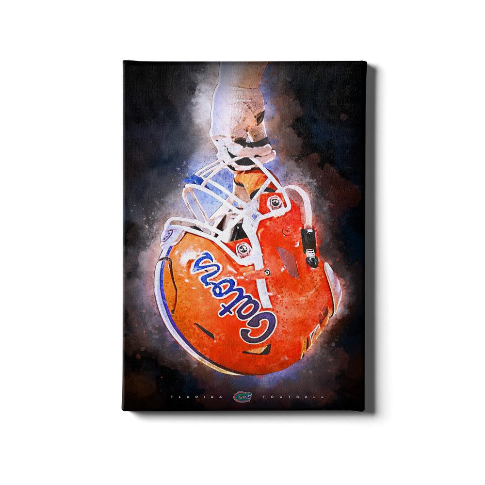 Florida Gators - Battle Ready Gators - College Wall Art #Canvas