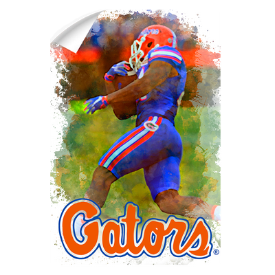 Florida Gators - Gator Run - College Wall Art #Wall Decal