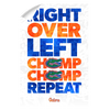 Florida Gators - Chomp Chomp - College Wall Art #Wall Decal