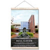 Florida Gators - Bull Gator - College Wall Art #Hanging Canvas