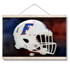 Florida Gators - Florida Helmet - College Wall Art #Hanging Canvas