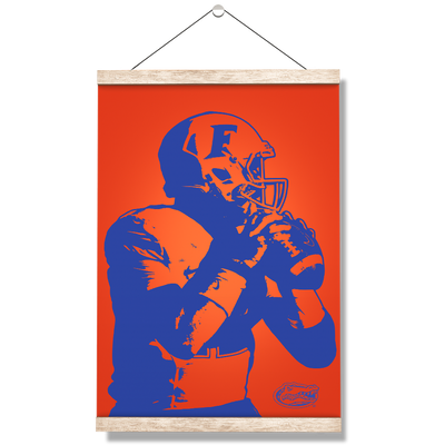 Florida Gators - Gator Pass - College Wall Art #Hanging Canvas