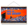 Florida Gators - Swamp Sign - College Wall Art #Hanging Canvas