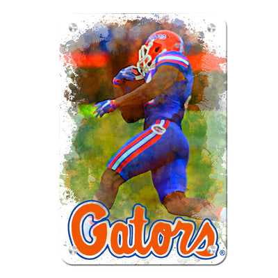 Florida Gators - Gator Run - College Wall Art #Metal