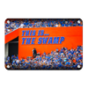 Florida Gators - Swamp Sign - College Wall Art #Metal