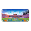Florida Gators - Gators Panoramic - College Wall Art #Metal