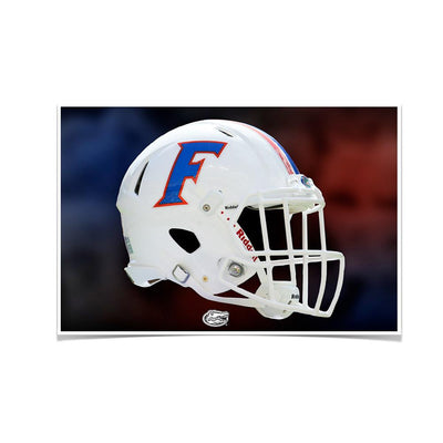 Florida Gators - Florida Helmet - College Wall Art #Poster