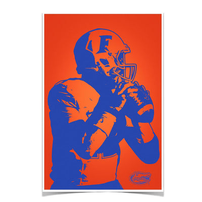 Florida Gators - Gator Pass - College Wall Art #Poster