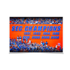 Florida Gators - SEC Champs Sign - College Wall Art #Poster