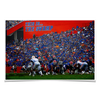 Florida Gators - In the Swamp - College Wall Art #Poster
