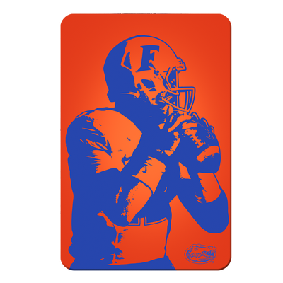 Florida Gators - Gator Pass - College Wall Art #PVC