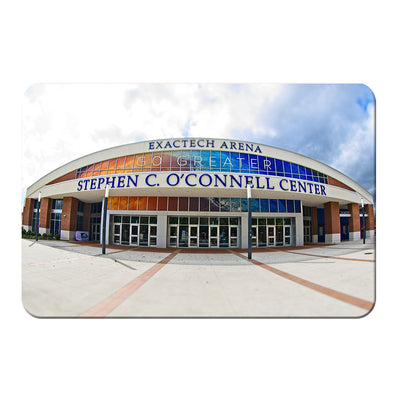 Florida Gators - O'Connell Center - College Wall Art #PVC