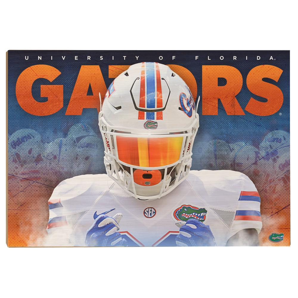 Florida Gators - Fight - College Wall Art #Canvas