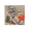 Florida Gators - The Catch Watercolor - College Wall Art #Wood
