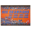 Florida Gators - SEC Champs Sign - College Wall Art #Wood