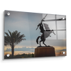 Florida State Seminoles - Unconquered Sunset Skies - College Wall  Art #Acrylic
