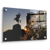 Florida State Seminoles - Unconquered Sunset - College Wall Art #Acrylic