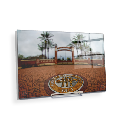Florida State Seminoles - FSU 1851 - College Wall Art #Acrylic Mini