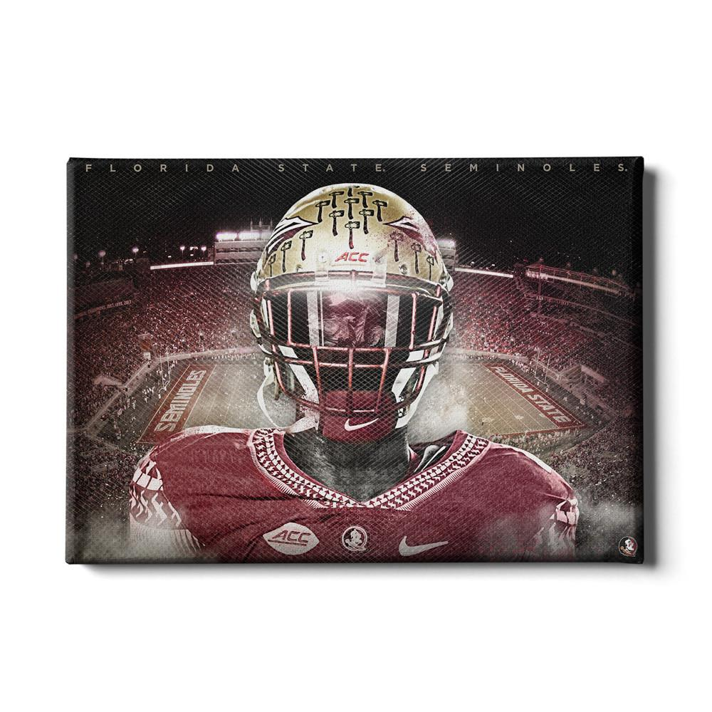 Florida State Seminoles - Seminole - College Wall Art #Canvas