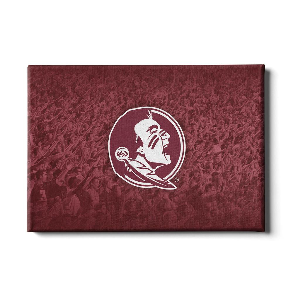 Florida State Seminoles - War Chant - College Wall Art #Canvas