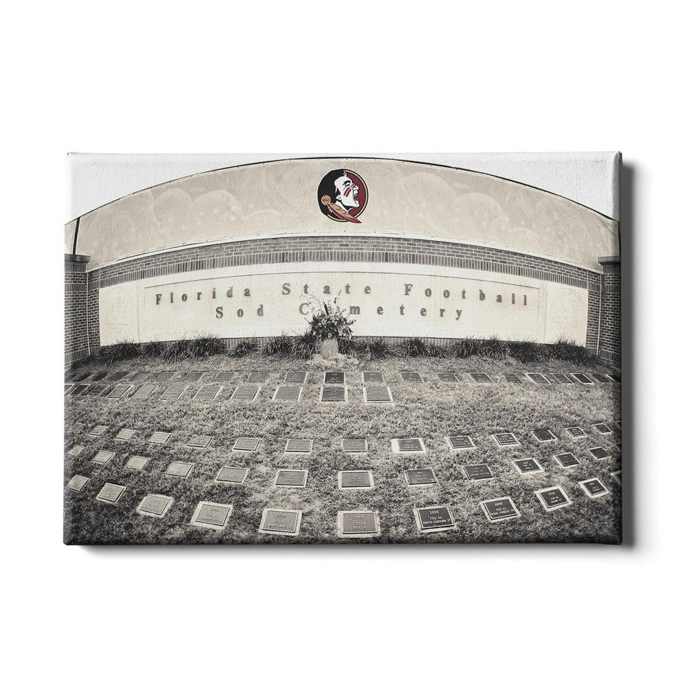 Florida State Seminoles - Sod Cemetery #Canvas