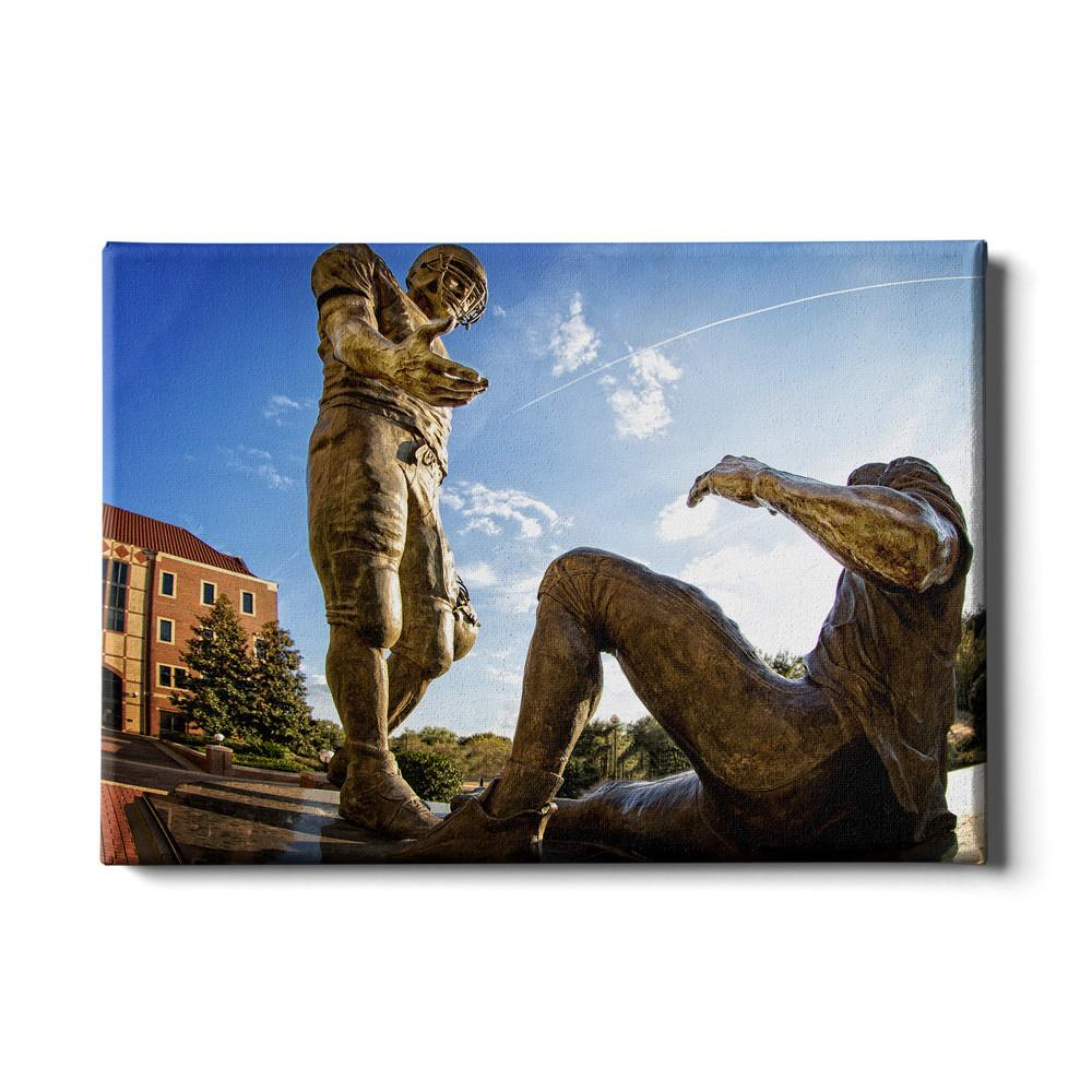 Florida State Seminoles - Sportsmanship - College Wall Art #Canvas