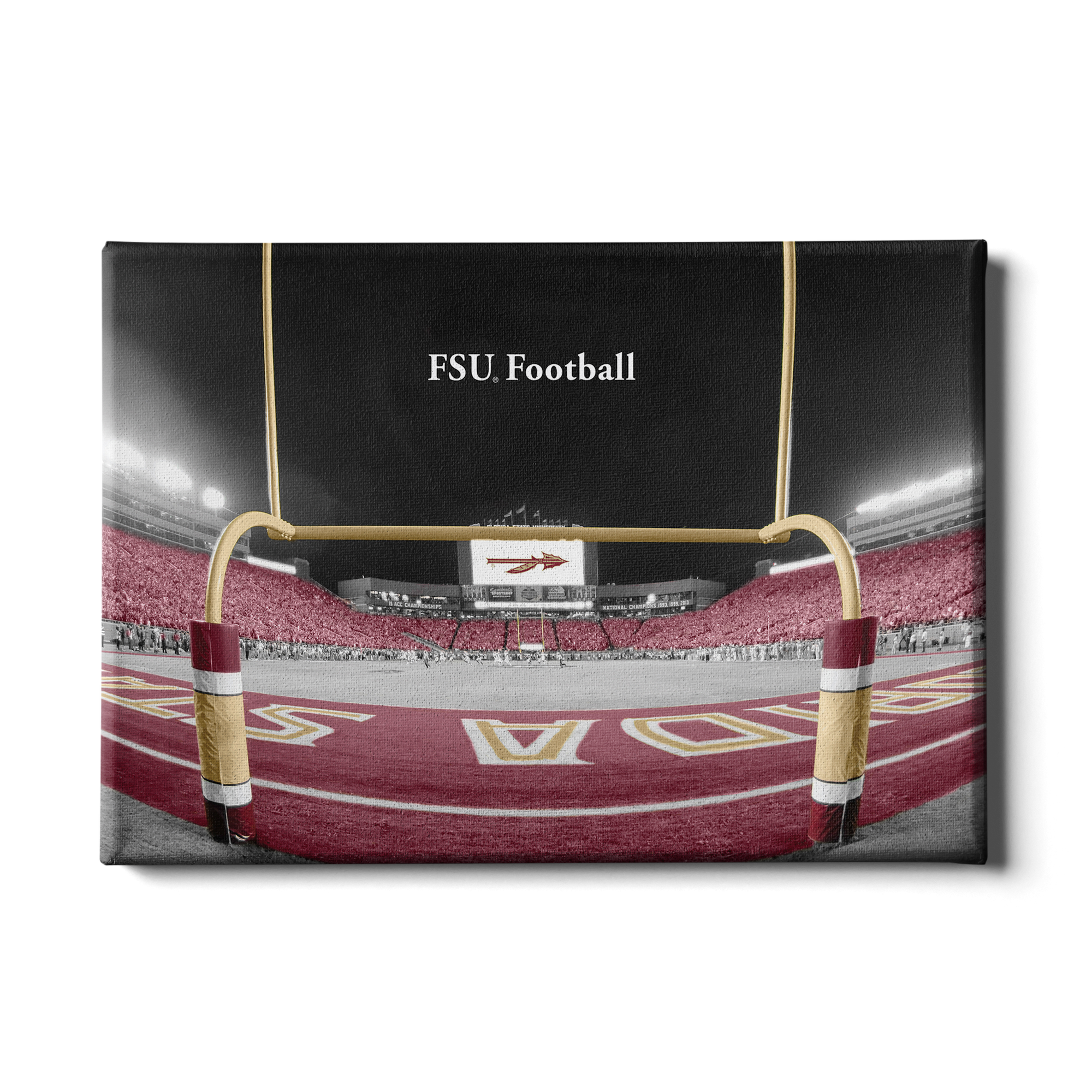 Florida State Seminoles - FSU Football -College Wall Art #Canvas