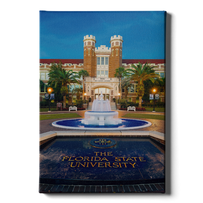 Florida State Seminoles - The Florida State University - College Wall Art #Canvas