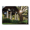 Florida State Seminoles - Gazebo at Greek Park - College Wall Art #Canvas
