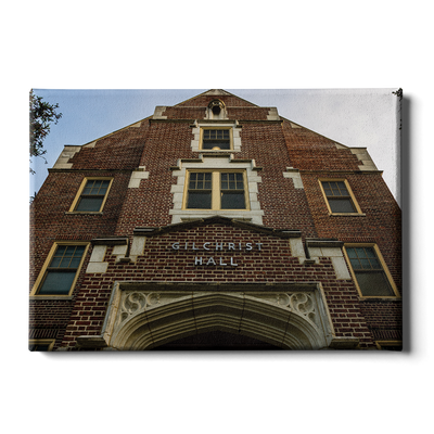 Florida State Seminoles - Gilchrist Hall - College Wall Art #Canvas